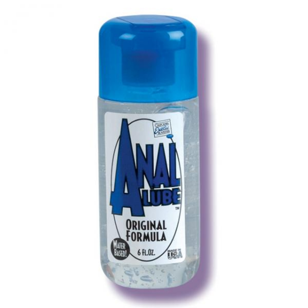 Anal Lube Original Formula 6 Fl Oz - Lubricants