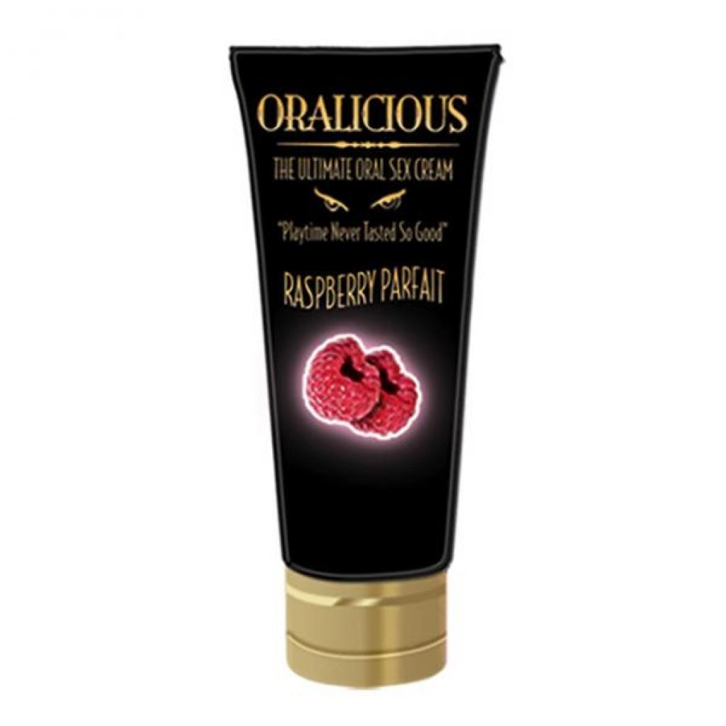Oralicious (2oz Raspberry) - Oral Sex