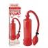 Beginners Power Pump Red - Penis Pumps