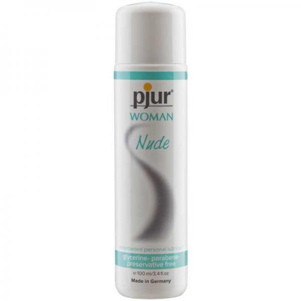 Pjur Woman Nude Waterbased Lube 100ml - Lubricants