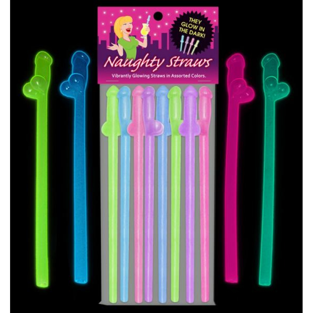 G.i.t.d. Naughty Straws - Serving Ware